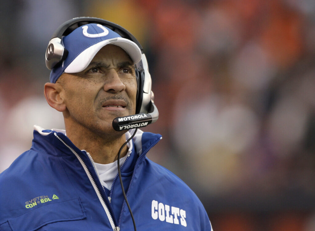 Tony Dungy, the first African-American head coach to win a Super Bowl, said the spirit of the Rooney Rule hasn't been followed in recent years.