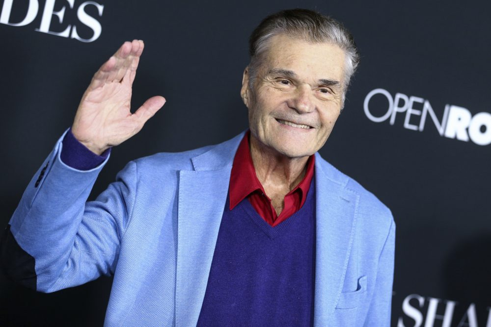 "Fred Willard attends the LA Premiere of ""50 Shades of Black"" held at Regal L.A. Live on Jan. 26, 2016 in Los Angeles."