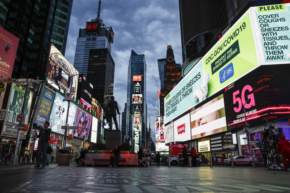 COVID-19 has shaken theater fans and shuttered New York City's Broadway theaters until at least January.