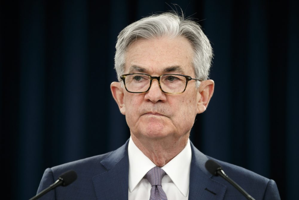 """Additional fiscal support could be costly, but worth it if it helps avoid long-term economic damage and leaves us with a stronger recovery,"" Federal Reserve Chairman Jerome Powell said in a videoconference with the Peterson Institute for International Economics on Wednesday."