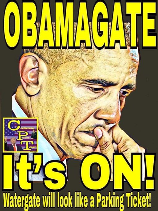 How to understand Obamagate | Lewiston Sun Journal