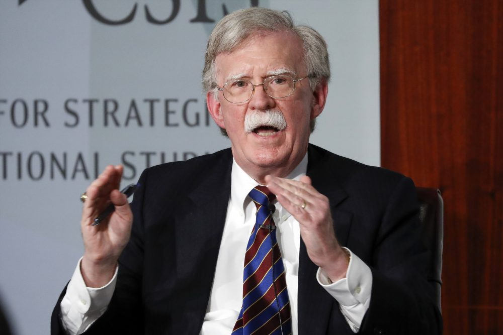 A judge has ruled that former national security adviser John Bolton can publish his tell-all book from his time working in the Trump administration.
