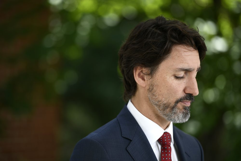 The Latest: Canada's Trudeau says out loud what many think about the coronavirus second wave