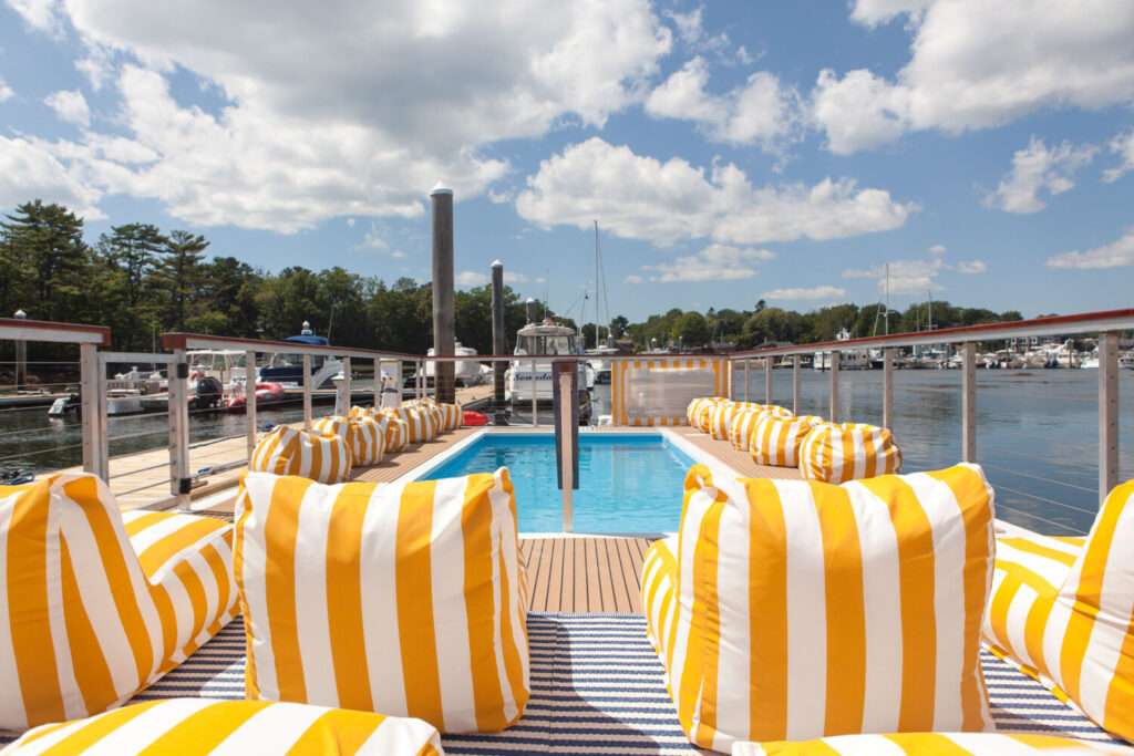 """Love Our Locals"" discounts are available through June at the Yachtsman Hotel & Marina Club in Kennebunkport."