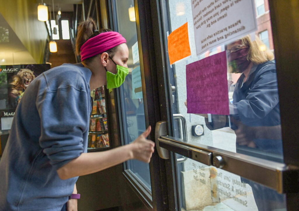 Lewiston Public Library receives National Endowment for the Humanities grant