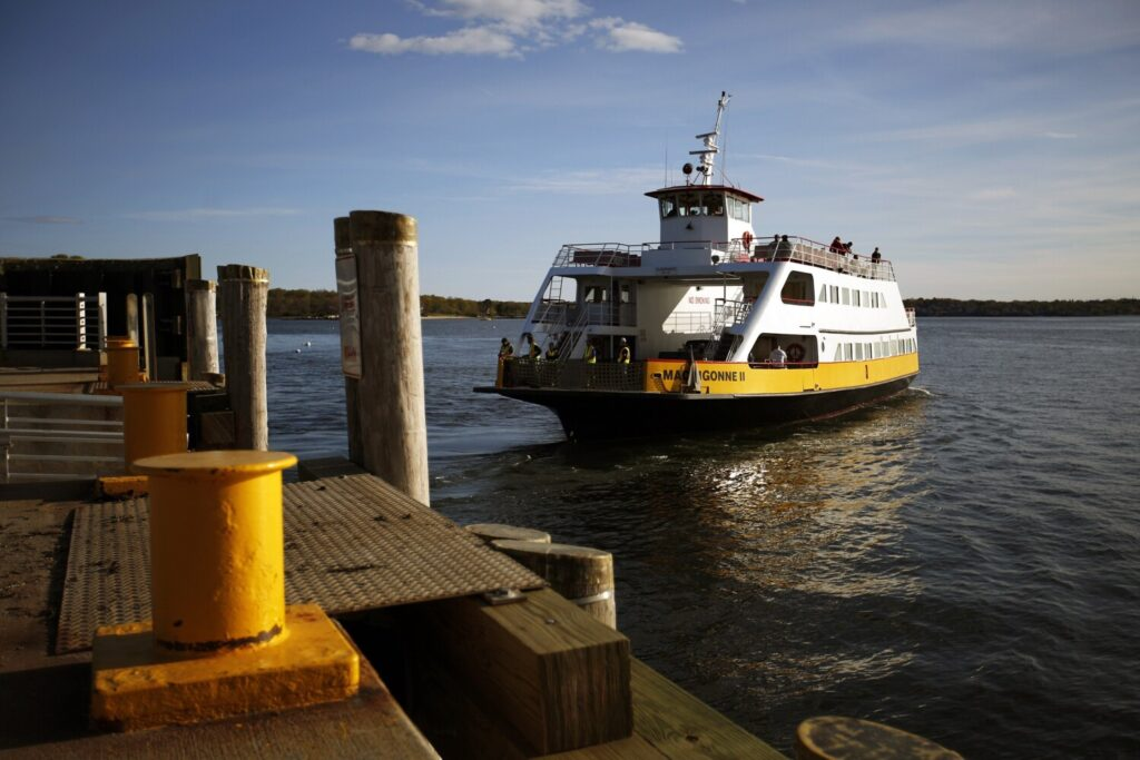 Casco Bay Lines has received federal money to research how a new hybrid propulsion system performs on a soon-to-be-constructed ferry.