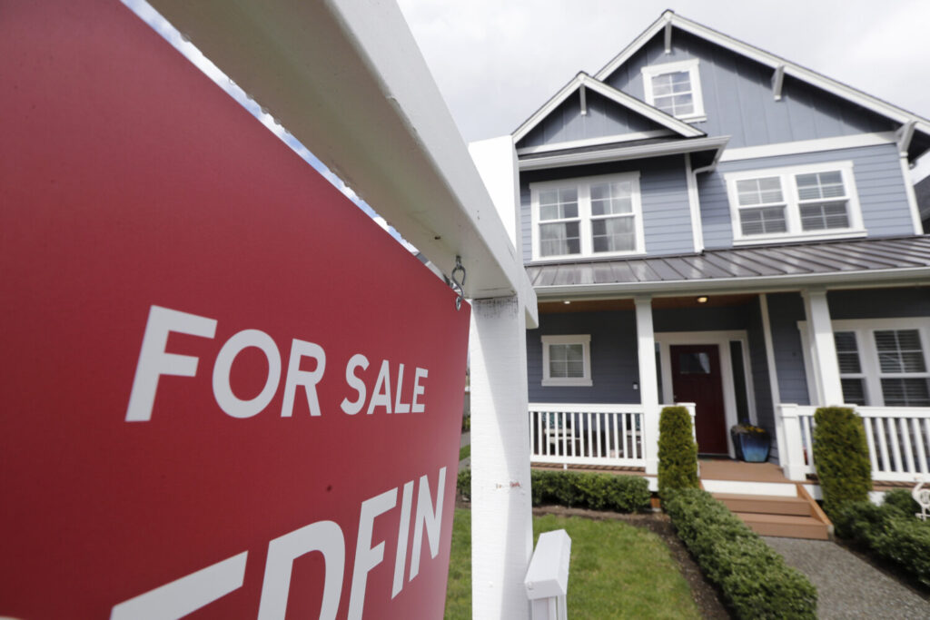 Realtors, economists and home buyers say the surge in purchases is driven by three factors: the cheapest mortgages ever, millennials wanting to settle down and city-dwellers suddenly wanting more space due to the pandemic.