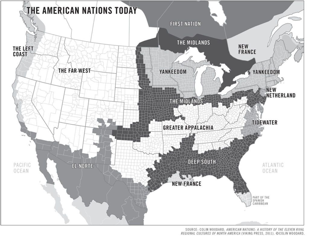 'American Nations' and COVID-19
