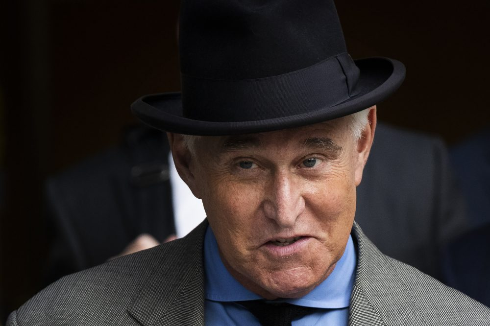 In reversal, Justice Department says Roger Stone should go to prison during pandemic | Press Herald