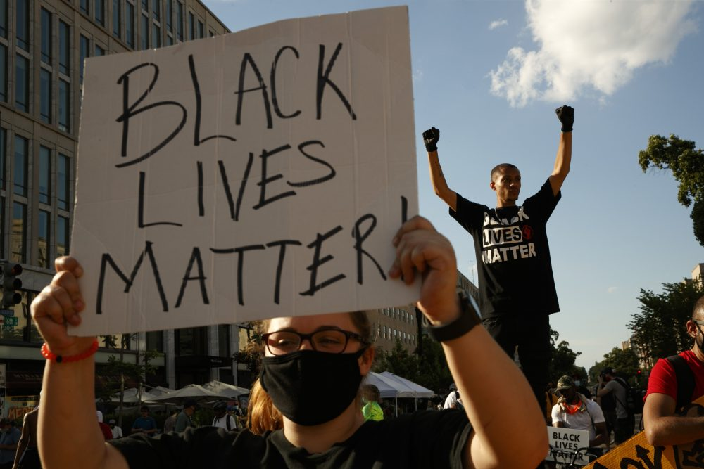 Activists from Black lives movement plan virtual national...