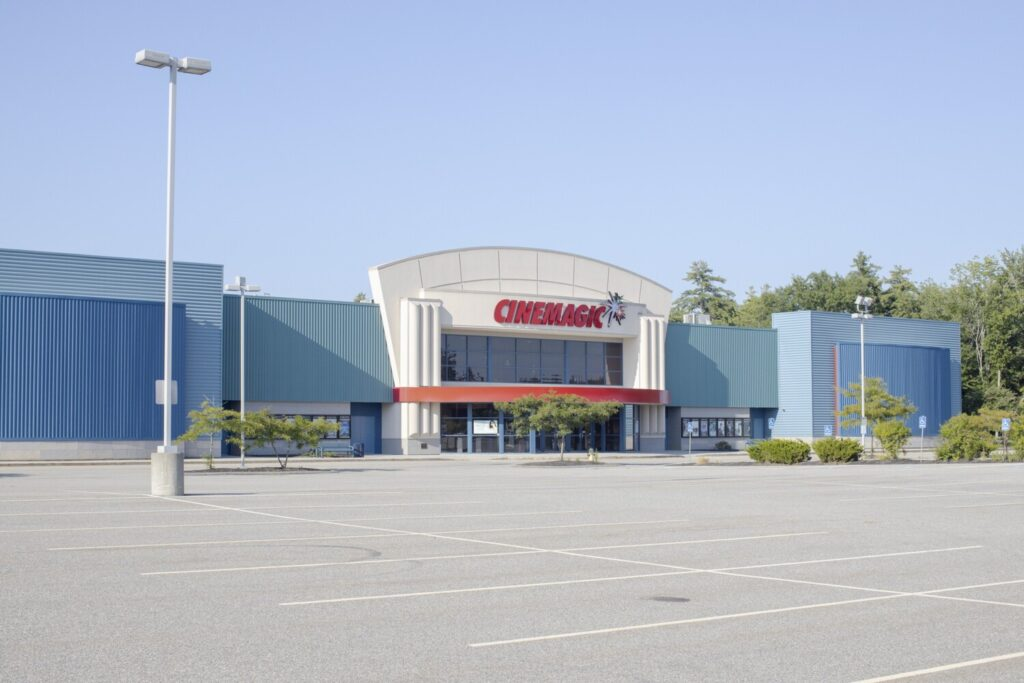 Cinemagic movie theaters close permanently - Portland Press Herald - Press Herald