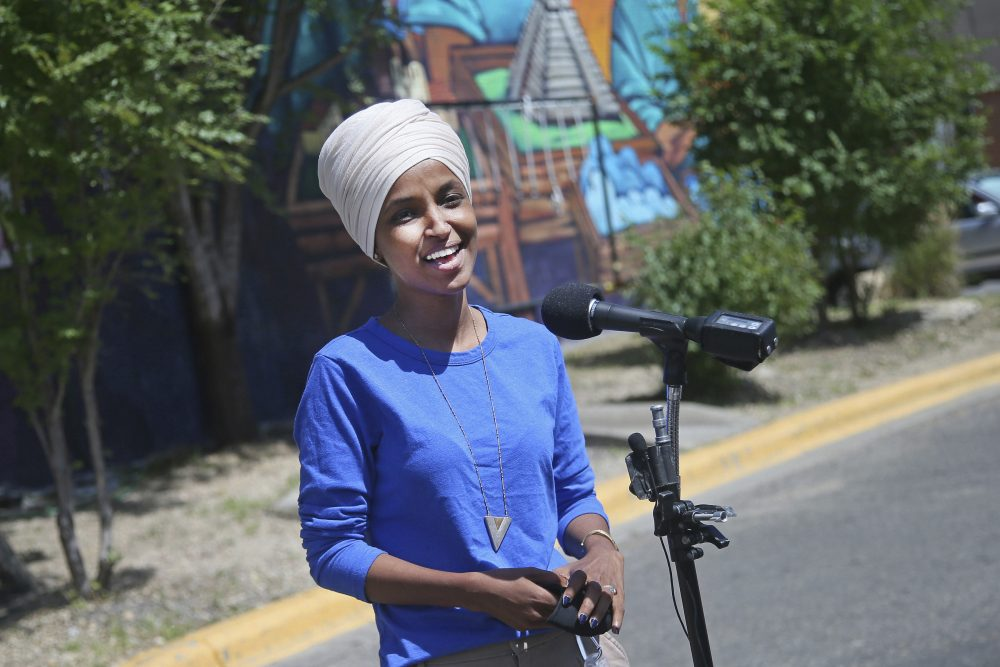 Minnesota's Rep. Ilhan Omar holds off well-funded primary ...Ilhan Omar Primary