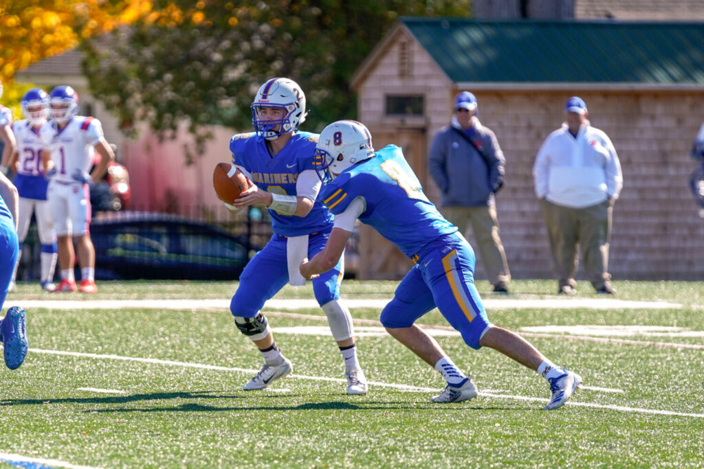 The Maine Maritime Academy football team has been around since 1946. But in the last nine seasons, the Mariners have had a 13-69 record, including back-to-back winless seasons.