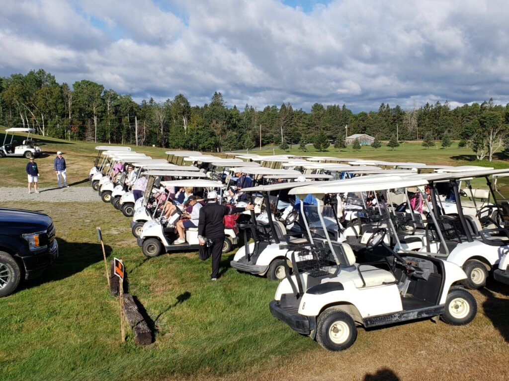 Rangeley Lakes Chamber of Commerce 27th annual Golf Classic was held Aug. 19 at the Mingo Springs Golf Course in Rangeley.