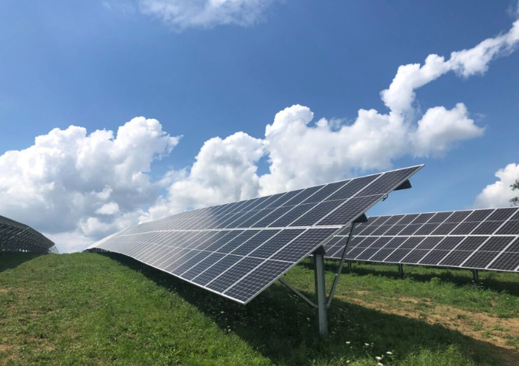 Cape Elizabeth is the latest Maine community to move forward with a municipal solar energy project. This one is in Skowhegan.