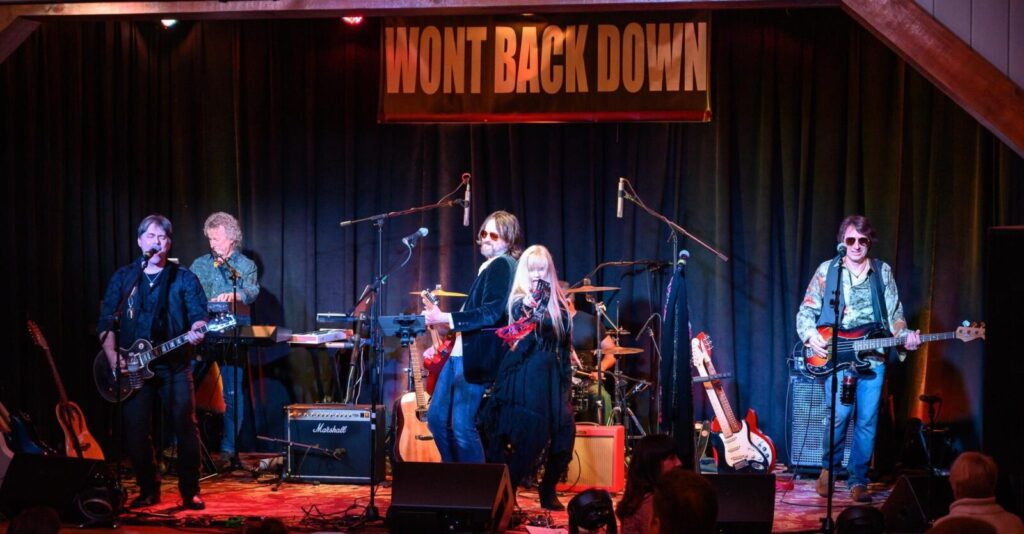 Won't Back Down is a Tom Petty tribute band.