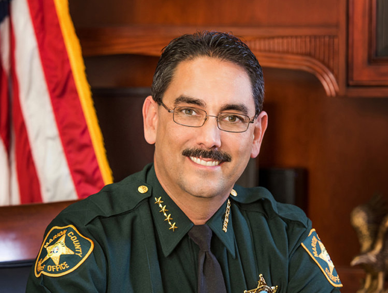 Marion County, Fla., Sheriff Billy Woods