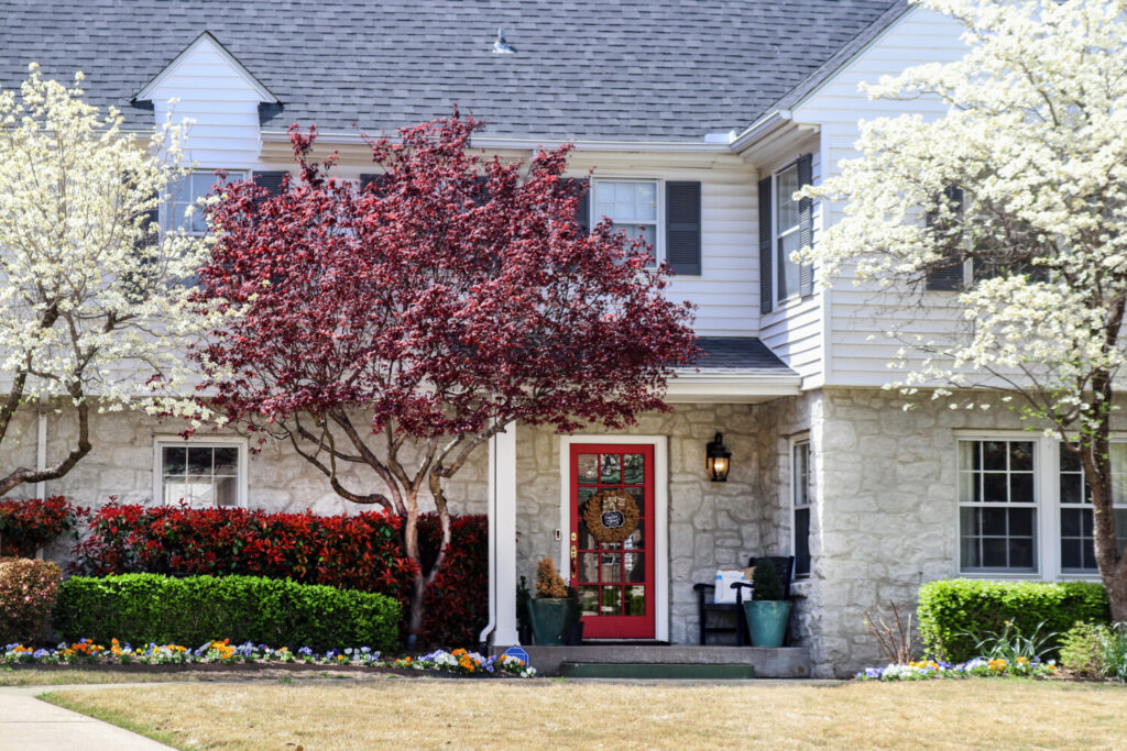 Sure, this house has curb appeal, but it's what you see from the windows when you're home that really matters.