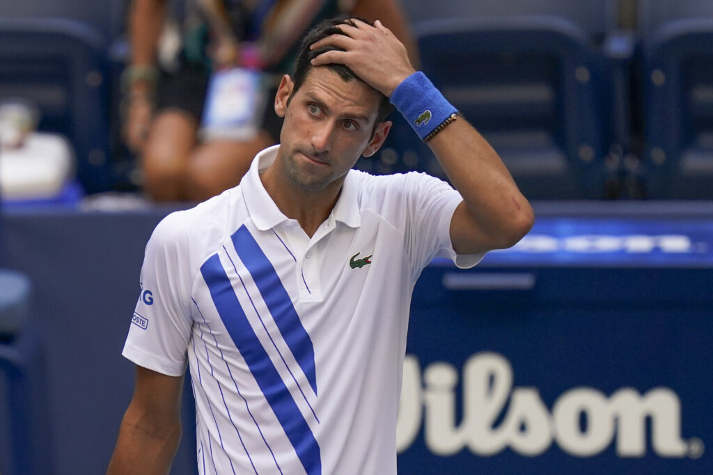 Djokovic learned 'big lesson' from US Open default