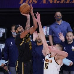 APTOPIX_Nuggets_Lakers_Basketball_65418