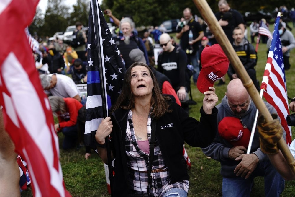 Thousands expected to descend on Portland for Proud Boys rally