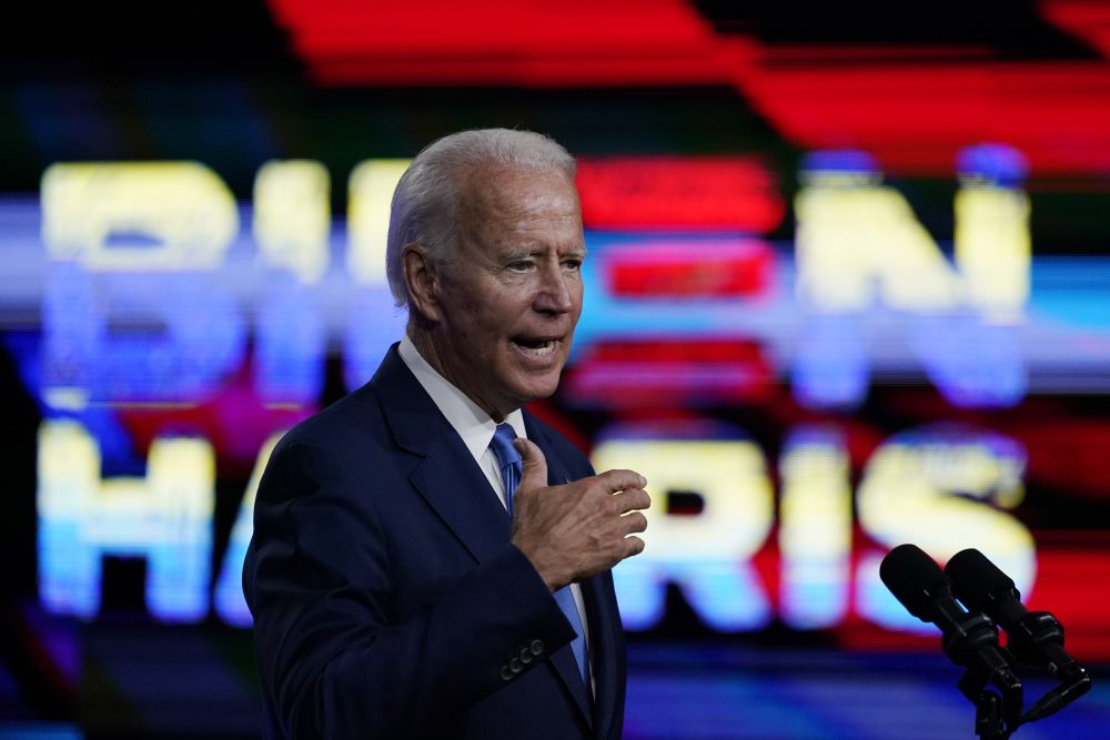 Joe Biden meets family of African American shot by police, Jacob Blake
