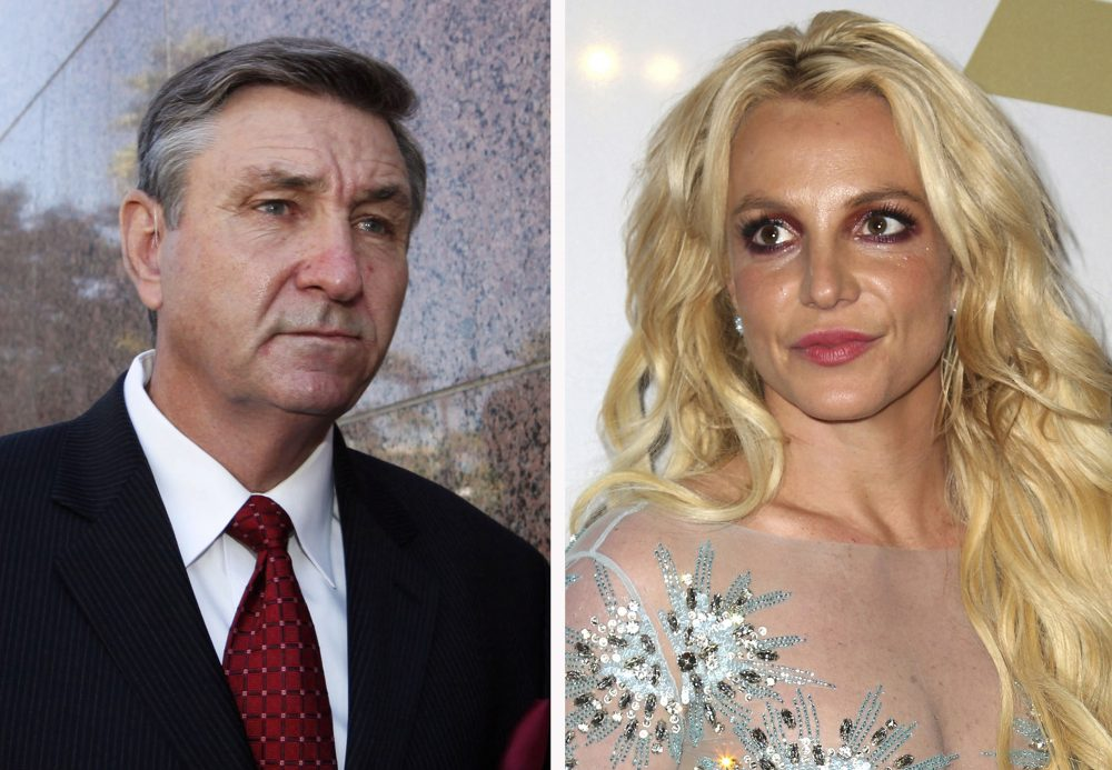 Britney Spears went to court Tuesday afternoon to request the removal of her father, James Spears,  as co-conservator of her more than $60 million in assets.