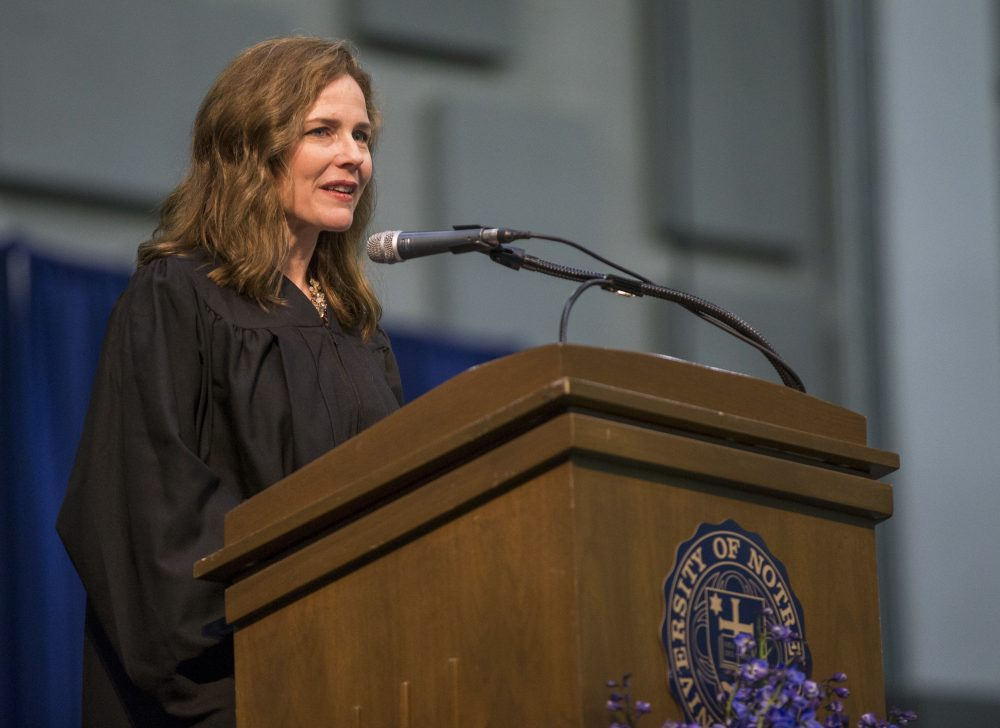 The appointment of Amy Coney Barrett to the United States Supreme Court would tip it toward the conservative end of the spectrum.