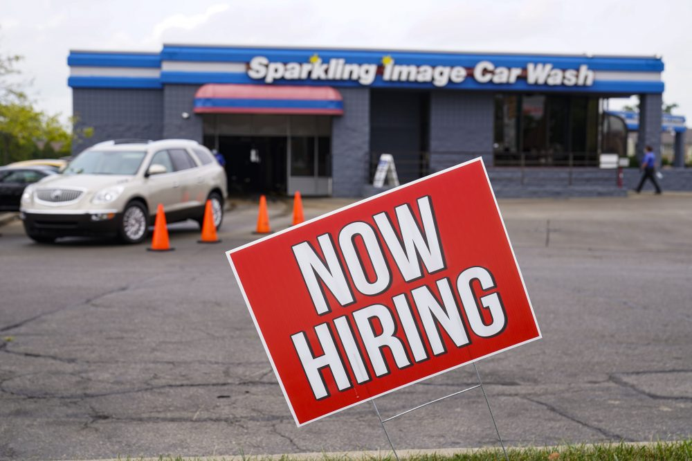 Job Gains Slowed Again In August As Employers Add 1.4 Million Jobs