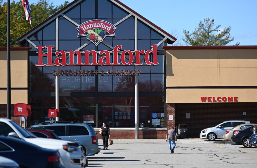 A customer at the Saco Hannaford's found razor blades in pizza dough purchased at the store on Oct. 5. As the police investigation widened, Hannaford issued a product recall for all Portland Pie dough and cheese products sold at its 184 stores in New York, Massachusetts, Vermont, New Hampshire and Maine.