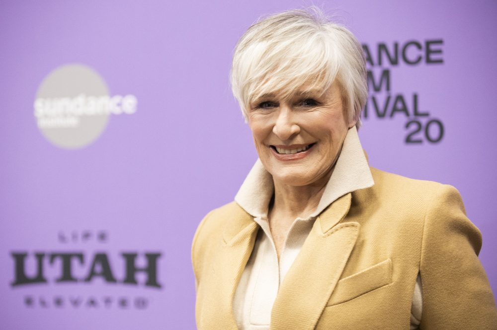 Glenn Close  will be the first to receive AARP's honorary Purpose Prize Award during a virtual ceremony on Dec. 3. (Arthur Mola/Invision/AP, File)
