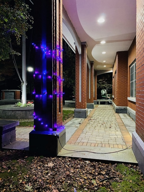 Through These Doors: Domestic violence support and education
