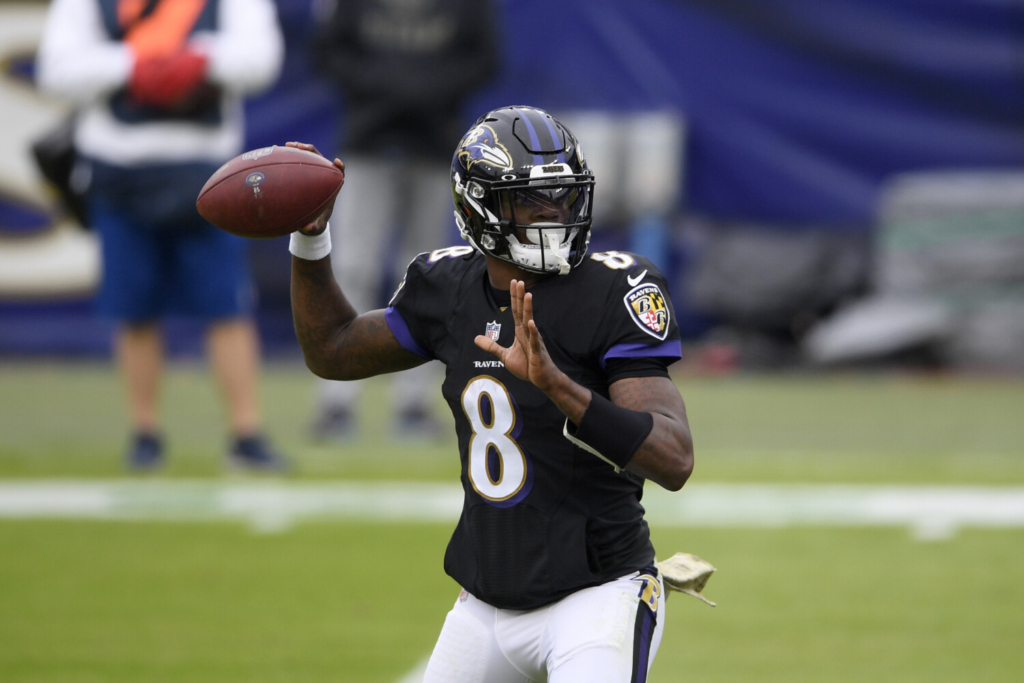 Reigning league MVP Jackson tests positive for COVID-19: NFL report