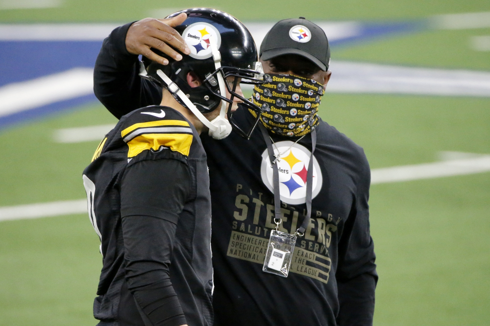 NFL notebook: Steelers dealing with first positive COVID case - pressherald.com