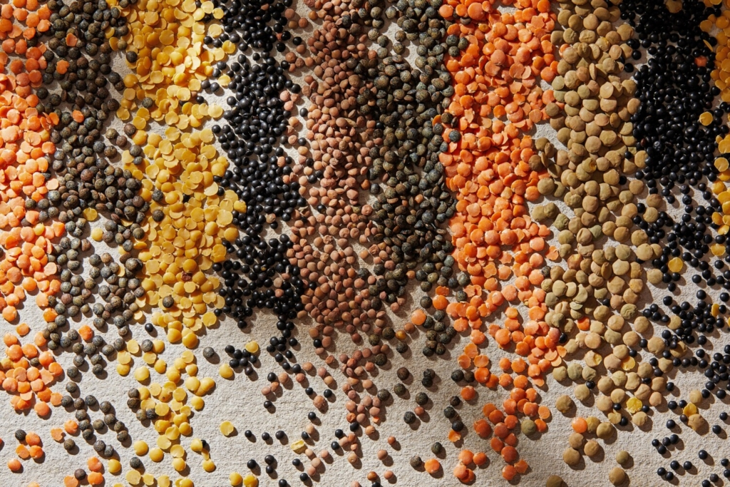 Lentils, the tiny protein-packed powerhouses, come in many varieties.