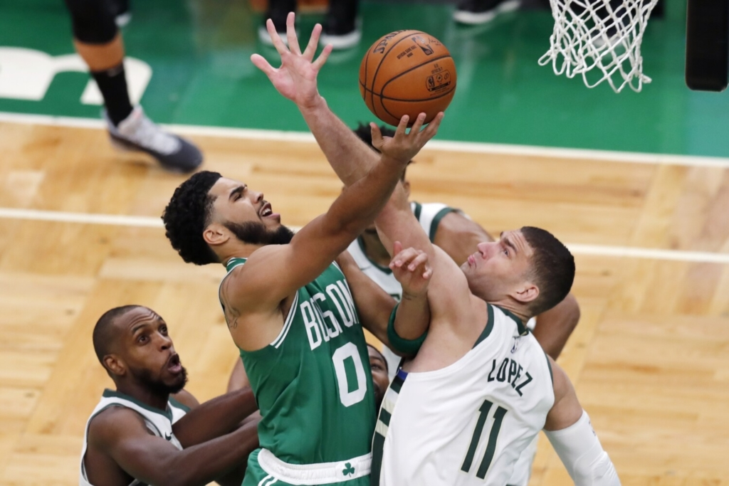 'Terrible' Tatum happy with Celtics victory after game-winner