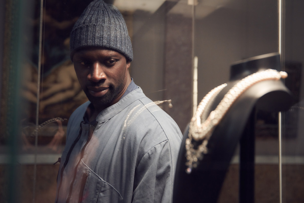 """Omar Sy is Assane Diop in """"Lupin""""."""
