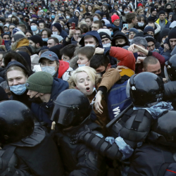 APTOPIX_Russia_Navalny_Protests_87272