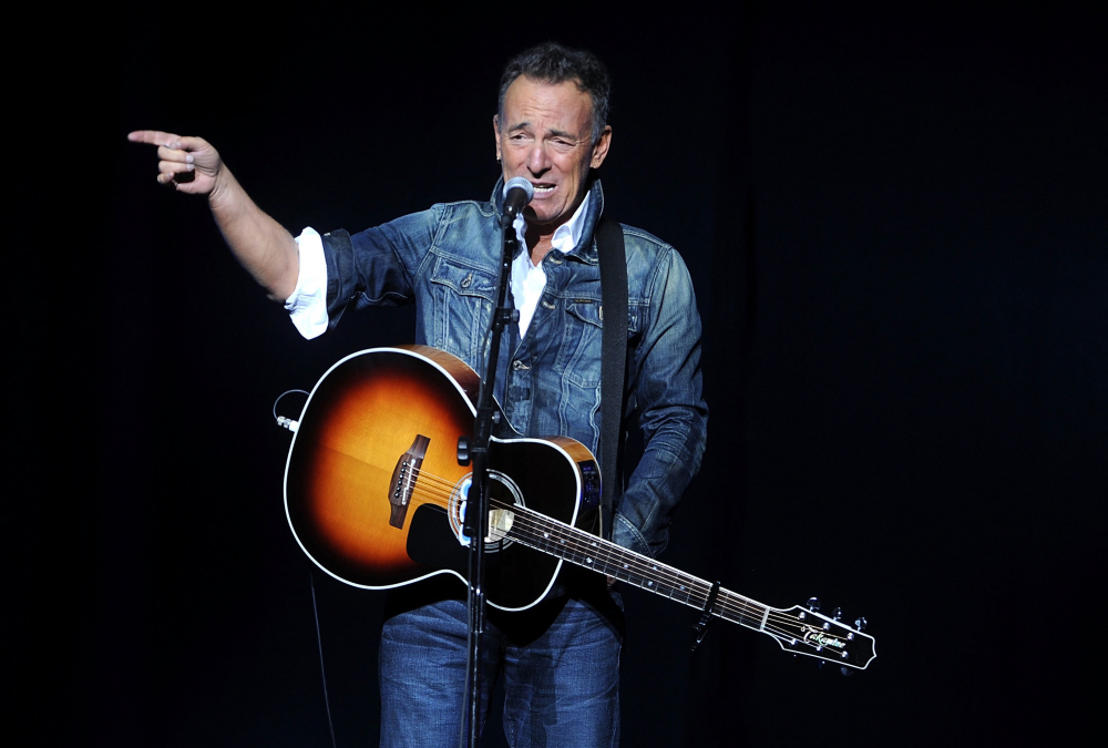 Bruce Springsteen,  Lin-Manuel Miranda and  Jon Bon Jovi are among the stars who will highlight a primetime virtual celebration televised Wednesday night following President-elect Joe Biden's inauguration.