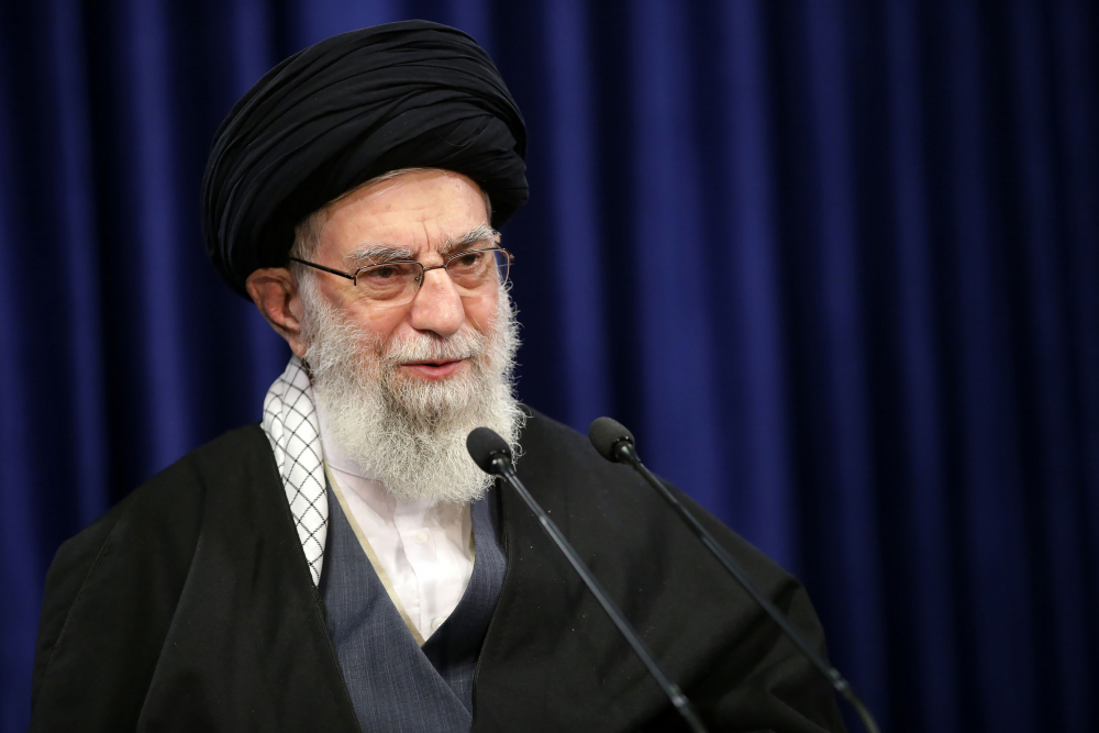 Fake Account for Iran's Khamenei Tweets 'Vengeance Is Inevitable'