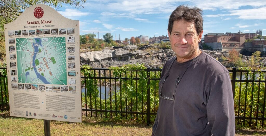 """Peter Rubins, chairman of Grow L+A's River Working Group, will be the featured speaker of the free """"To 'B' or Not to 'B': Reclassifying Muskie's Androscoggin"""" virtual program held via Zoom from 6 to 7 p.m. Thursday, Jan. 28. Advance reservations required at www.museumla.org."""
