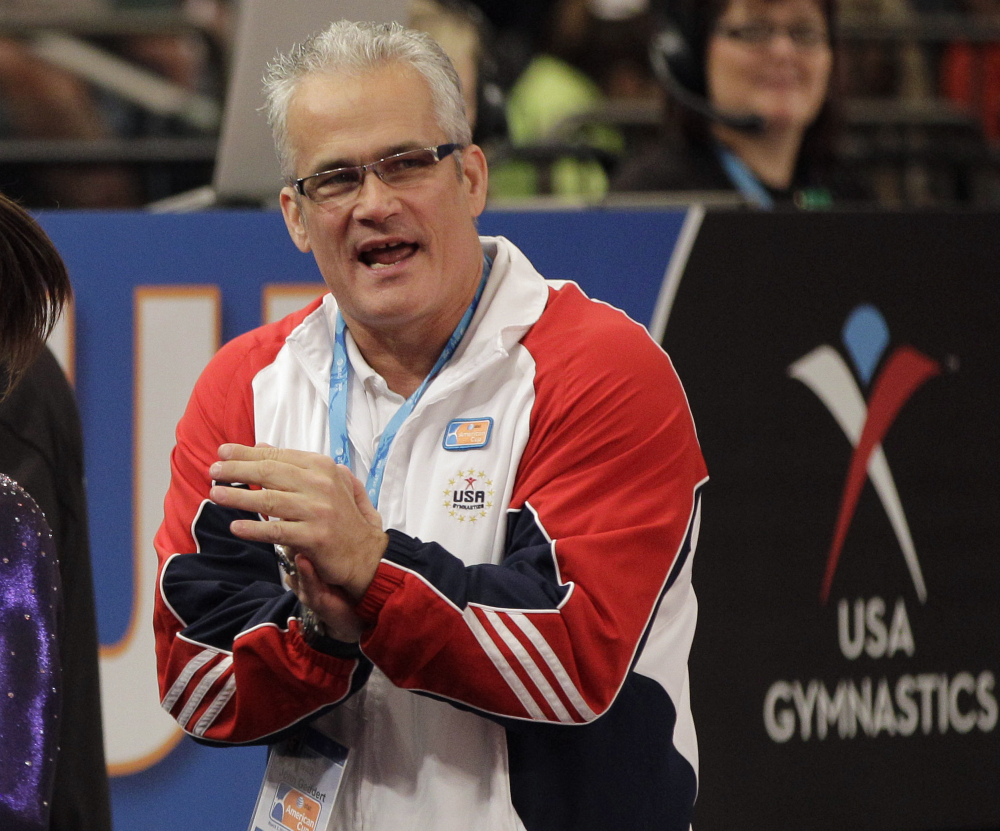 Former Olympic gymnastics coach kills himself after abuse charges: prosecutors