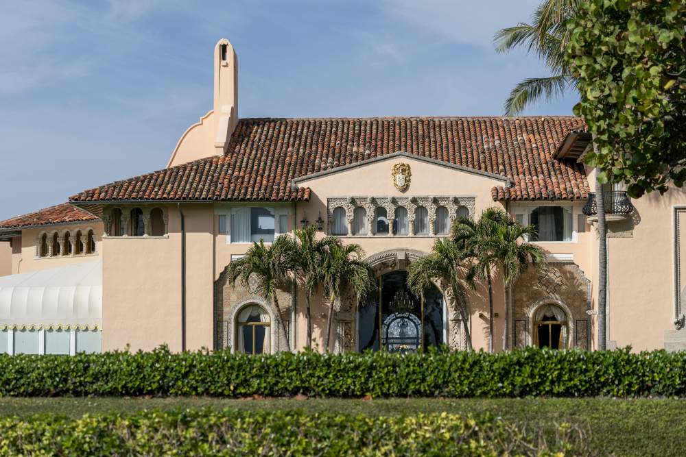 Former President Donald Trump has been living at his Mar-a-Lago club since leaving office  — a possible violation of a 1993 agreement he made with the Town of Palm Beach that limits stays to seven consecutive days.