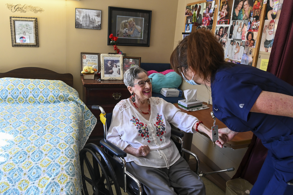 Letter to the editor: Nursing home staff overworked, underappreciated