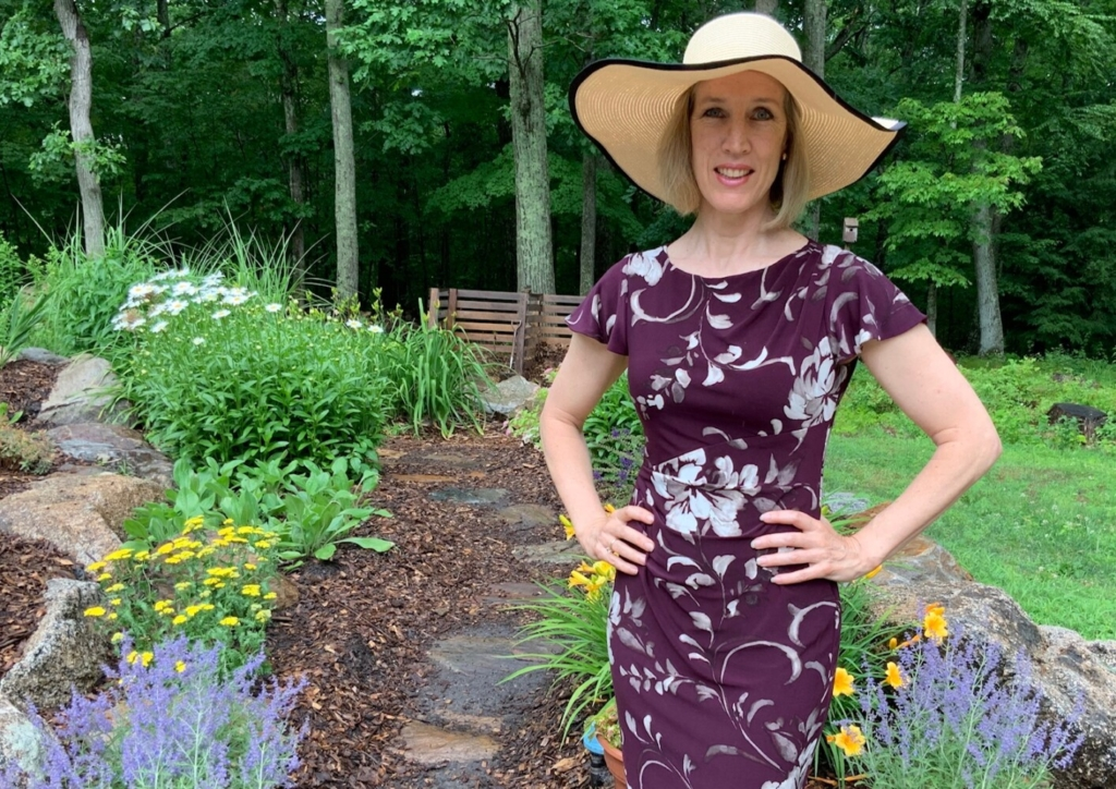 Rika Keck will give an informational online presentation at 6 p.m. Tuesday, March 30, about Lyme disease risks and prevention.