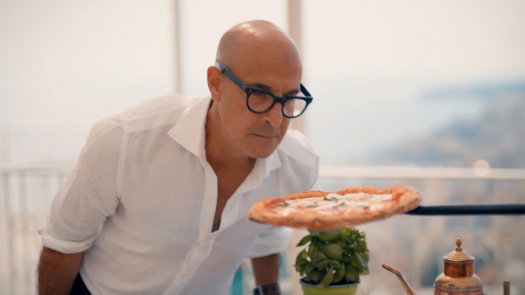 """Stanley Tucci in """"Stanley Tucci: Searching for Italy."""""""
