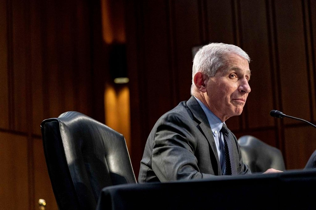 Fauci says U.S. going in 'wrong direction,' may need booster