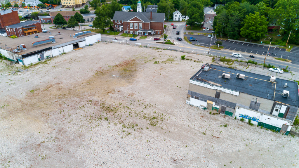 News Image for Berwick's Prime Tanning site gets funding for reclamation effort