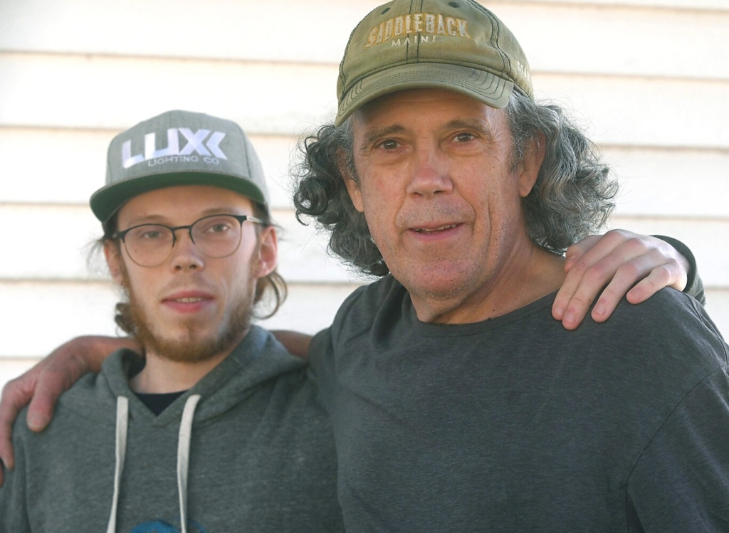 Father and son move back to Winslow to revive 200-plus-year-old farm anchored by marijuana crop