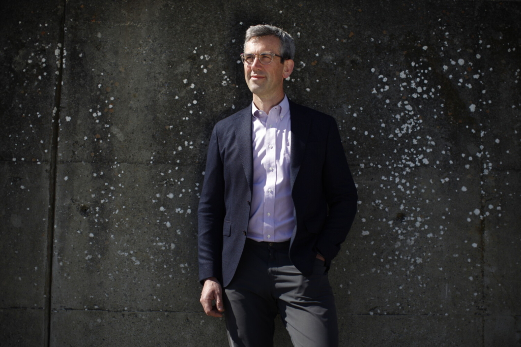 Rob Niven's company, CarbonCure Technologies, was one of two XPRIZE winners. The  Dartmouth, Nova Scotia-based business injected carbon dioxide into water used to wash out cement trucks and mixers at a cement plant, resulting in a mix that makes stronger concrete and keeps the gas contained, according to XPRIZE.